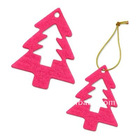 2012 Hot Sale Felt Christmas Ornament with low cost