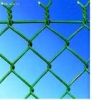 PVC coated Chain Link Fence used for highways