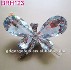 dragonfly rhinestone brooches