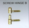 screw hinge