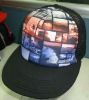 SUBLIMATION PRINT TRUCKER CAP
