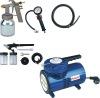 Mini Air Compressor Starter Kit