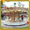 2012 fun newest type kiddie ride playground equipment carousel/ merry go round
