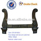antique wood corner sofa frames (EFS-SR-9021)