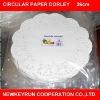round paper doyley