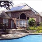 Solar pool heat system NBR/PVC