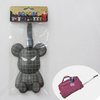 PVC POPOBE spide man bear luggage tag backpack tag