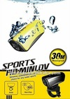 Sports DVR RD32, Waterproof Camera Mini DV Driving Vibration Alert 720P 30M Water resistant