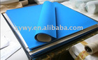 Compressible offset printing rubber blanket