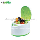 ZY-H108 CE approved protable vegetable and fruit washer 400mg/h ozone output