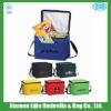 Silkscreen printing lunch cooler bags