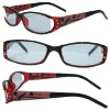 the most fashion style plastic reading glasses with good quality