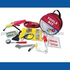 16pcs car emergency tool kit