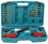 2pcs cordless drill tool set 18V
