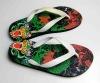 Dragon rubber Slipper