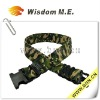 Camouflage Canvas Belt/ Military Belt