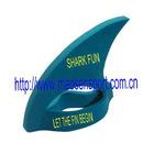 shark fin promotional foam shark fin shaped cap