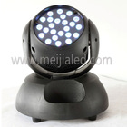 Tri color Mini LED Moving Head Light /Stage Light Moving Head Wash