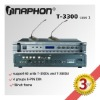 Wireless Digital Audio Conference System T-3300(1) for Discuss & Video& Voting
