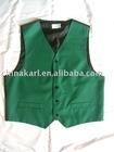 Polyester waistcoat for men