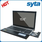 "15.6"" notebook AMD APU E450 4G/500G computers and laptops with DVD-Rw drive HDMI wifi"