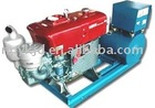 Water cooled diesel engine generator 3kw to 24kw