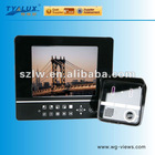 Fanshional and affordable 8 inch CCTV monitor