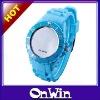 Fashion digital silicone led watch