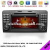 2dins 7inch iwish car vedio for benz ML Class W164 GL CLASS X164