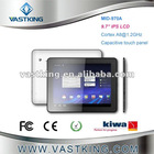 "9.7"" inch tablet,super thin! IPS capacitance panel high resolution 1024*768 Android 4.0"