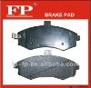 supply D1223 Mercedes Benz brake pad 004 420 8020