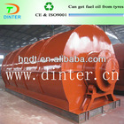 2013! Professional design waste tire pyrolysis plant with CE