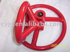 valve hand wheel,blank pipe hand wheel CY0286