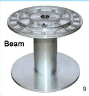BEAM FOR WEAVING MACHINE