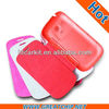 Flip Leather Front & Battery Cover Back Door Rear Housing for Samsung Galaxy S3 mini GT I8190