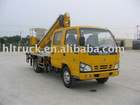 ISUZU high-altitude operation truck XZJ5058JGK
