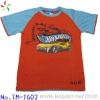 boy's cartoon t-shirt