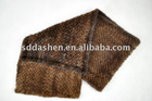 Fashion Mink Skin Neck Warmer