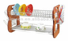 home products decorative dish drying rack