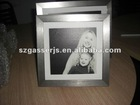 photo frame with printed canvas