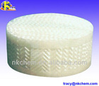 Plastic Structured Packing(PP,PVC,PVDF,PPR)For Distillation Tower