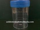 Laboratory Disposable specimen container