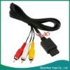 Cheapest! For GameCube AV Cable 6FT