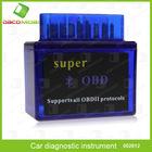Bluetooth ELM327 OBD2 OBD-II V1.5 Super Mini Car Diagnostic Instrument