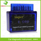 Bluetooth ELM327 OBD2 OBD-II V1.5 Super Mini Car Diagnostic Instrument