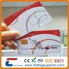 Full contact smart card