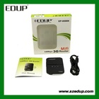 EP-9506N 54Mbps Portable 3G Router with SIM Slot & Battery