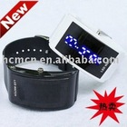 Silicone rubber LED watches