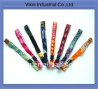 Hot selling polyester wristband