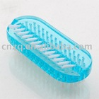 Two Sides Bristle Plastic Nail Brush